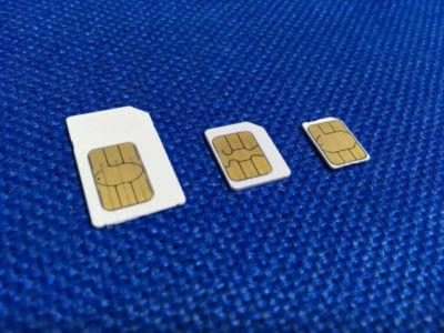 データSIMとSMS付データSIMと音声通話SIMは何が違うの?わかりやすく解説